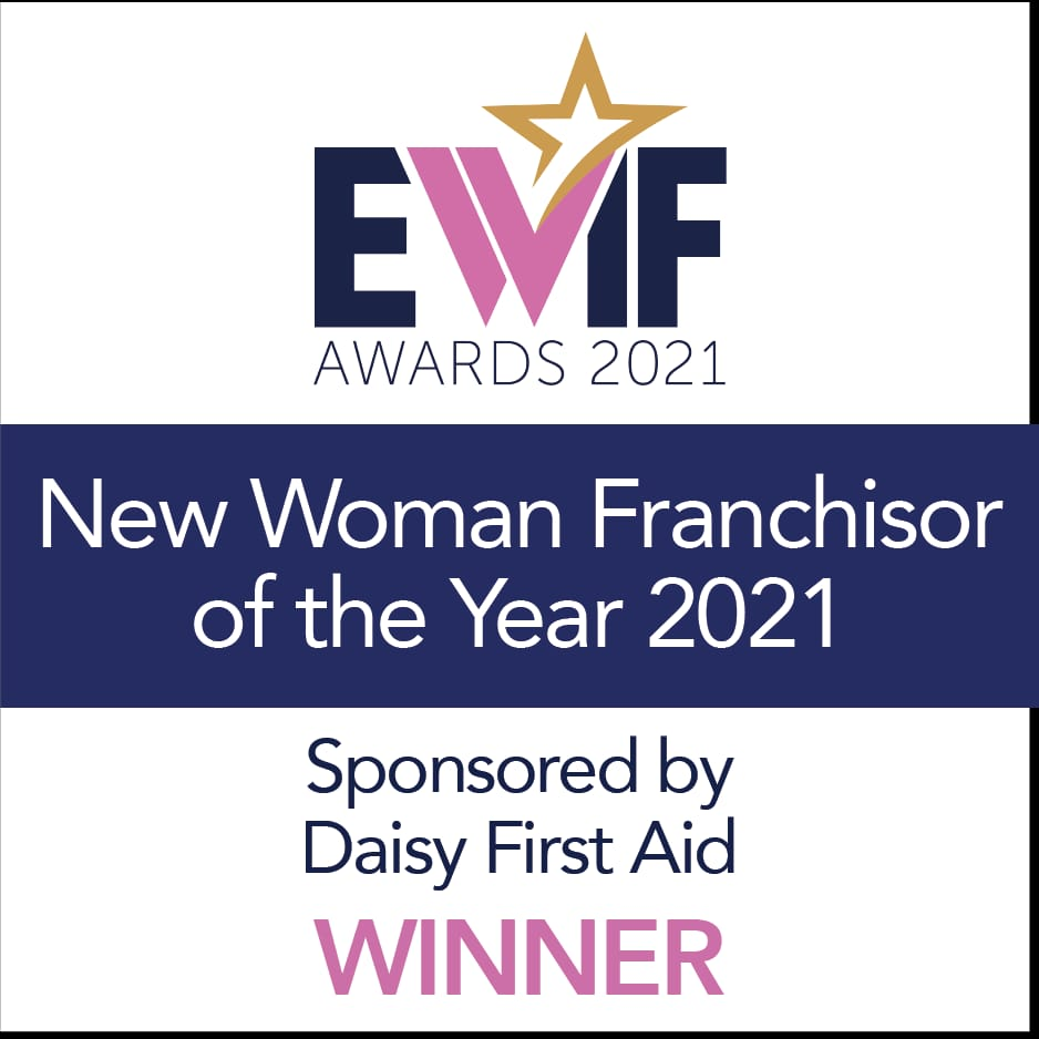 new woman franchisor of the year 2021